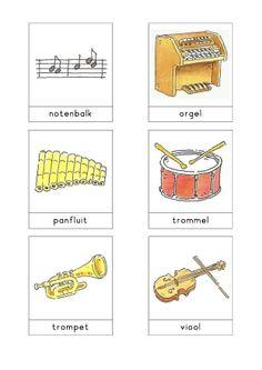 Woordkaarten Bas 'De muziekwinkel' 2 Zumba Kids, Learn Dutch, Dutch Language, Creative Teaching, Teaching Music, Learning Spanish, In Kindergarten, Vocabulary, Carnival