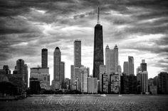 Macphun Tonality Photo Editing Software Inspiring Black And White Chicago Illinois, Black And White Photography, New York Skyline, Grunge, Photo Editing, Black White, Travel, Inspiration, Black White Photography