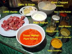 My favourite Lamb Rogan Josh recipe ... this blogger is great
