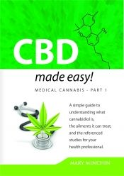 CBD Made Easy! by Mary Minchin - OnlineBookClub.org Book of the Day! @CBDmadeeasy @OnlineBookClub