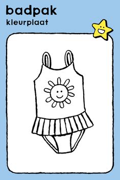 badpak, kleurplaat, kleurprent, kinderen, meisjes, kleding, zomer, sport, zwemmen, watersport • swimsuit, coloring pages, kids, girls, clothes, summer, sport, swimming, water sports • Badeanzug, Ausmalbilder, Malvorlagen, Kinder, Mädchen, Kleidung, Sommer, Sport, Schwimmen, Wassersport • maillot de bain, coloriage, enfants, filles, vêtements, été, sports, natation, sports aquatiques, #freebie #ColoringPages #kleurplaat #Ausmalbilder #coloriage #kids #kinderen #Kinder #enfants School Age Activities, Preschool Activities, Summer Crafts For Kids, Diy For Kids, Sport Themed Crafts, Two Toned Jeans, Rainbow Room, Educational Games, Summer Sport