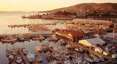 Macquarie Wharf, Sullivan's Cove, Hobart, Tasmania