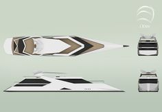 Odin – Futuristic And Aggressive Yacht By Sigmund Yacht Design