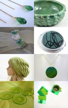 Green Day by Kristi V on Etsy--Pinned with TreasuryPin.com