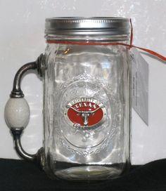 REDNECK wine glass Cowboy Chugger Beer Mug Big by GypsyRaeDesigns