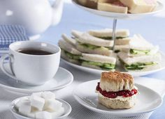 Traditional Afternoon Tea with Optional Prosecco for Two or Four at Britannia Hotels Adelphi Afternoon Tea For Two, Sharing Platters, Cucumber Sandwiches, Finger Sandwiches, Sugar Cubes, Ate Too Much, Clotted Cream, Vegetarian Options, Food Safety