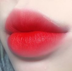 美学🍒 ☏ ᶠᵒˡˡᵒʷ ᵐᵉ ⤦ *:・゚ - Makeup Products Lipstick Kawaii Makeup, Cute Makeup, Pretty Makeup, Simple Makeup, Korea Makeup, Asian Makeup, Lip Art, Kiss Makeup, Beauty Makeup