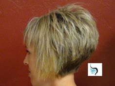 short hair cuts-back view | short hairstyles | Short Haircuts For Fine Hair With Bangs ...