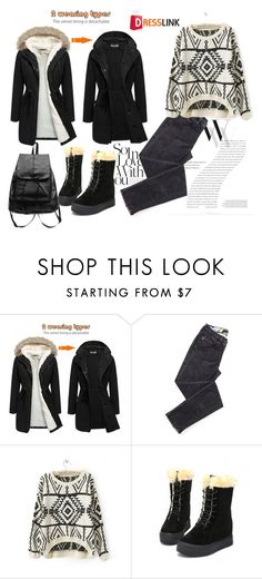 """""""Dresslink 9."""" by merima-k ❤ liked on Polyvore featuring Balenciaga"""