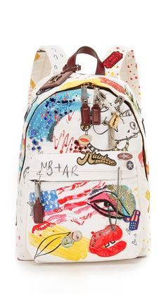 Marc Jacobs Collage Backpack | SHOPBOP