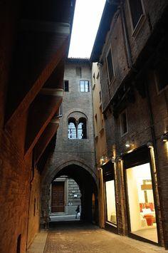 Old Bologna,Italy