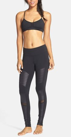 80b82ee49b7b5 LASERCUT LEGGING. See more. Alo women's Yoga Clothes | ♡ Women's Workout  Outfis | Workout Clothes | Fitness Apparel