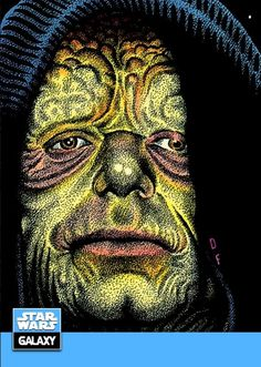 Topps Star Wars Card Trader Galaxy Selects The Mad Emperor Digital Card