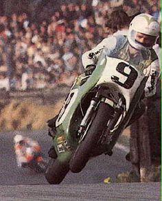 Gary Nixon Kawasaki 750