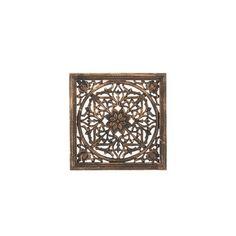 Snygg trädekoration för väggen, insynsskydd eller liknande, denna är svart med lite skimrande guld. Storlek: 2x30x30 cm Från Affari Black Gold, Carving, Interior, Painting, Indoor, Wood Carvings, Painting Art, Sculptures, Paintings