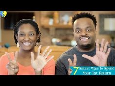 7 Smart Ways to Spend Your Tax Return - YouTube