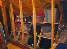 Amy's Attic After AtticMaxx