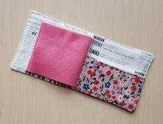 Fabric Mutt: Pocket Mending Book Tutorial