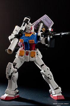 Gundam Fix Figuration Metal Composite RX-78-02 #gundam