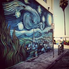 Street art, Los Angeles