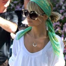 Nicole Richie's Oversized Shades #sunglasses #oversized #nicolerichie