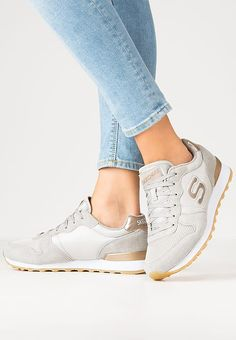 Skechers Sport OG 85 - Sneaker low - taupe/rose gold - meta.domain