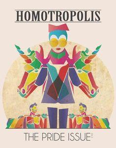 Homotropolis Pride Issue 2013