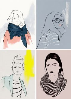 illustration, Emma Leonard
