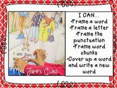 Mrs Jump's class: Literacy Centers Part Three Big Book Station and ABC center FREEBIES BIG BOOK CENTER IDEAS sls