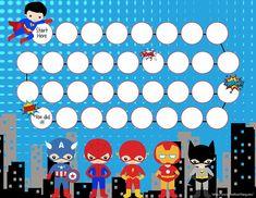 Chore Reward Charts - Princesses and Super Heroes Sticker Chart Printable, Reward Sticker Chart, Printable Reward Charts, Reward Stickers, Kids Stickers, Rewards Chart, Potty Sticker Chart, Toddler Sticker Chart, Free Printable