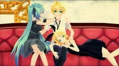 Len, Miku où Rin ?