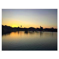 #sunset #momentoftheday #photographer #photoftheday #river #travel #thailand #rayong #sky #skyporn #cloundporn #clound #nnunaampphotos #nature #nature_perfection #traveler #travelphotography by ammmpere