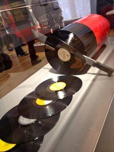 Vinyl Sausage. #records #vinyl #music http://www.pinterest.com/TheHitman14/for-the-record/