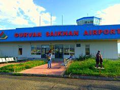 Gurvan Saikhan airport - Dalanzadgad, South Gobi