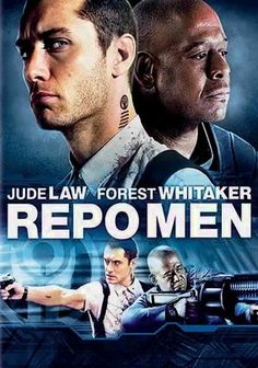 Rent Repo Men starring Jude Law and Forest Whitaker on DVD and Blu-ray. Get unlimited DVD Movies & TV Shows delivered to your door with no late fees, ever. Jude Law, Man Movies, Movie Tv, Movie Theater, Repo Man, Forest Whitaker, Image Film, Liev Schreiber, Mystery Thriller