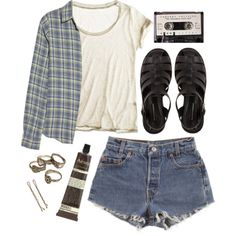 """HOLD ON"" by aspiredesire on Polyvore"