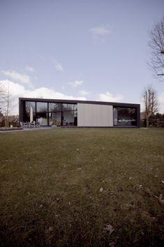villa DV   landegem - Projects - CAAN Architecten / Gent