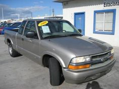 2000 Chevrolet S-10 pickup In Mesa AZ - Town & Country Motors