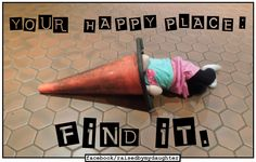 Two and a half weeks through her epic cross-country trip with my wife, my daughter finally completely lost it on the floor of the Eastern Market Metro station in Washington, D.C. But rather than screaming bloody murder like she usually does, she knocked over a nearby safety cone, laid down, and put her head in it for a while. Self soothing for the win!