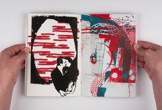 Quatrième parution du graphzine du Collectif Fantôme Imprimé en février 2012