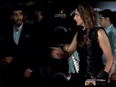 (VIDEO) BIPASHA BASU FIGHTS PUBLICLY WITH ARJUN KAPOOR TO PROMOTE 'ALONE'