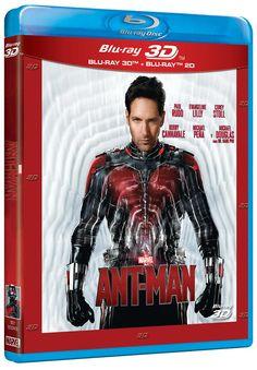 Actus Blu-Ray, DVD et VOD du 22 novembre 2015 - ANT-MAN