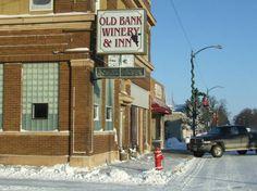 Old Bank Winery, Iowa