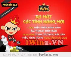 Tải Game IWin Online iOS 4.2.9