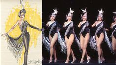 "A #BobMackie classic from 1981: ""Dancing with Diamonds""  #Rockettes #WardrobeWednesday"