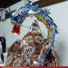 recycling and Pokemon......nice.