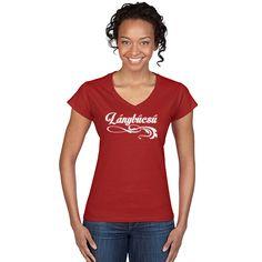 Gildan póló,  Lánybúcsú felirattal