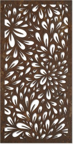 Ideas For Laser Cut Metal Screen Ideas