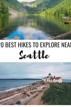 Looking for a few Seattle hikes to do on this weekend? Check out this list of some of the best hikes near Seattle that you'll want to explore. #seattle #hiking #washington #pacificnorthwest Travel Activities, Outdoor Activities, Seattle Hiking, Seattle Weekend, Seattle Vacation, Seattle Travel, Colorado Hiking, Wallace Falls, Best Hikes
