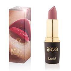 Mineral Lippenstift Active Moisturizing Formel – 526 Shade Intensiv Langanhaltend Atemberaubend Fantastisch volle und weiche Lippen – 4.5g